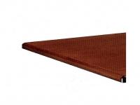 Piano legno impiallacciato